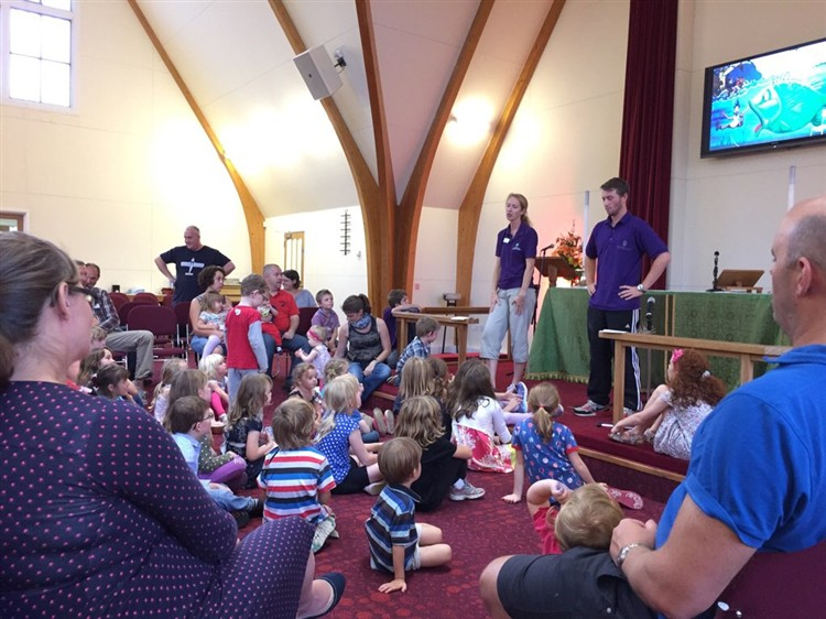 Messy Church sept 14
