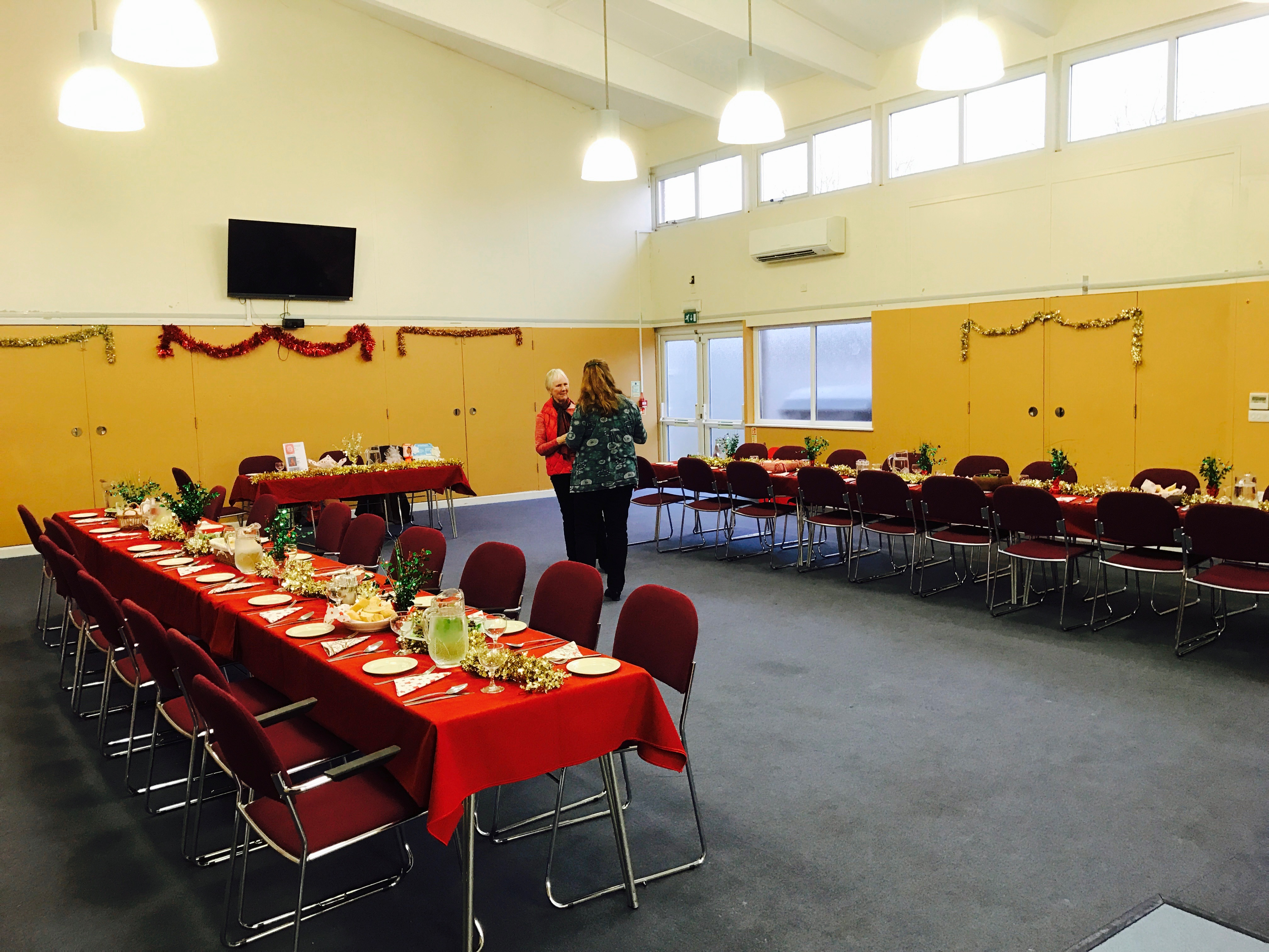 Hall Christmas Lunch